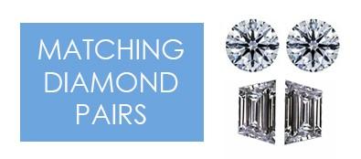matching diamond pairs