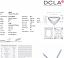 Baguillion Cut Diamond 0.22ct F VVS2