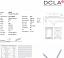 Baguette Cut Diamond 0.23ct F VS1