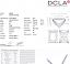 Baguillion Cut Diamond 0.26ct G VVS1