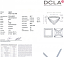 Princess Cut Diamond 0.23ct E VVS1