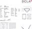 Radiant Cut Diamond 0.36ct I SI1