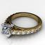 Diamond Engagement Ring - SDIA 104
