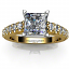 Diamond Engagement Ring - SDIA 107