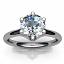 Diamond Engagement Ring - SOLT 100