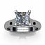 Diamond Engagement Ring - SOLT 109