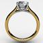 Diamond Engagement Ring - SOLT 122