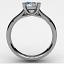Diamond Engagement Ring - SOLT 123