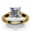 Diamond Engagement Ring - SOLT 125