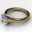 Diamond Engagement Ring - SOLT 128