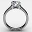 Diamond Engagement Ring SOLT 141