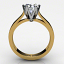 Diamond Engagement Ring - SOLT 161
