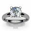 Diamond Engagement Ring - SOLT 170
