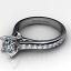 Diamond Engagement Ring - CHAN 100