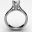 Diamond Engagement Ring - CHAN 108