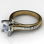 Diamond Engagement Ring - CHAN 103