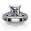 Diamond Engagement Ring - CHAN 104