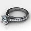 Diamond Engagement Ring - CHAN 121