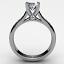 Diamond Engagement Ring - CHAN 123