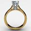 Diamond Engagement Ring - CHAN 125