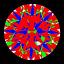 ASET VIEW - Round Brilliant Cut Diamond 0.52ct G SI1