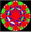 Round Brilliant Cut Diamond 0.58ct E VS1