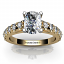 Diamond Engagement Ring - SDIA 117