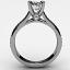Diamond Engagement Ring - CHAN 130