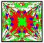 Princess Cut Diamond 0.52ct D VVS1 ASET Image