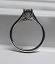 Emerald Cut Diamond Trellis Engagement Ring