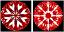 Hearts & Arrows Image RBC 1121