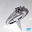 \'Roxanne\' Diamond Engagement Ring