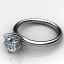 Alana Diamond Engagement Ring - 0.80ct G VS1