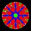 ASET VIEW - Round Brilliant Cut Diamond 0.52ct G SI2