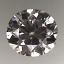 Round Brilliant Cut Diamond 0.57ct H SI2