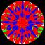 ASET Image Round Brilliant Cut Diamond 0.28ct D IF