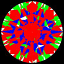 ASET Image Round Brilliant Cut Diamond 0.29ct D IF