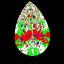 ASET Image FS 816 Pear Shape Diamond