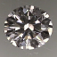 Round Brilliant Cut Diamond 0.33ct E VVS1