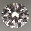 round Brilliant Cut Diamond 0.27ct D VVS1