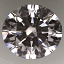 Round Brilliant Cut Diamond 1.17ct D VS1