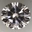 Round Brilliant Cut Diamond RBC 010 1.08ct