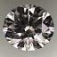 Round Brilliant Cut Diamond 2.01ct H SI1