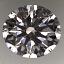 Round Brilliant Cut Diamond 1.27ct -D VVS2