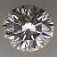 Round Brilliant Cut Diamond 0.25ct F VVS1
