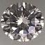 Round Brilliant Cut Diamond 0.26ct E VVS1