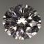 Round Brilliant Cut Diamond 0.63ct G VVS1