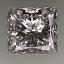 Princess Cut Diamond 0.73ct E VVS1
