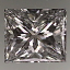 Princess Cut Diamond 0.70ct - PRI 155