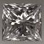 Princess Cut Diamond PRI 041 0.71ct